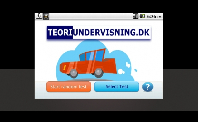 Teori Undervisning Android App