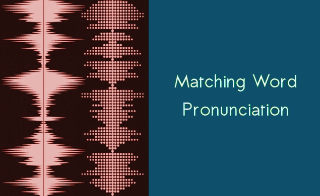 Analyzing Word Pronunciation By Using Language Modals